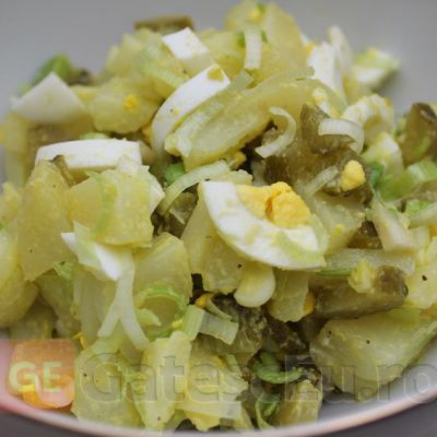 Salata cu praz
