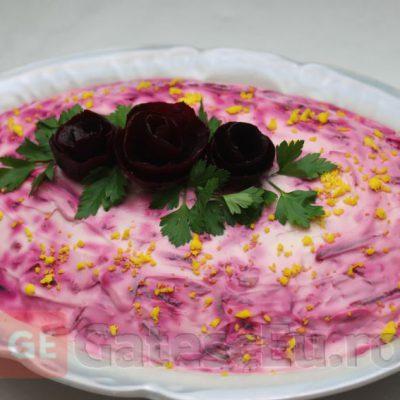 "Salata ruseasca ""Shuba"""