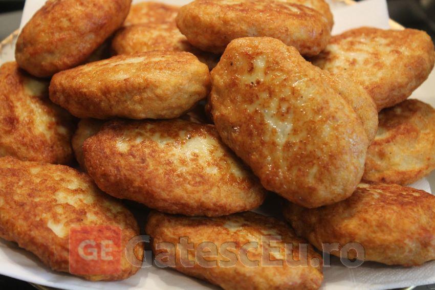 Chiftele din piept de pui (Parjoale)