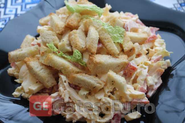 Salata crocanta